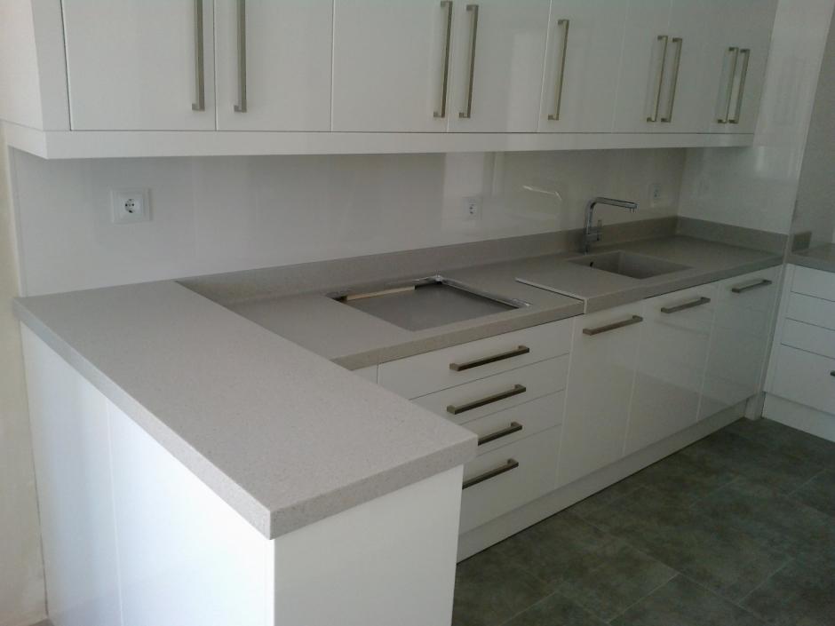 Encimeras de cocina granito precios best chispa de for Encimera de marmol precio