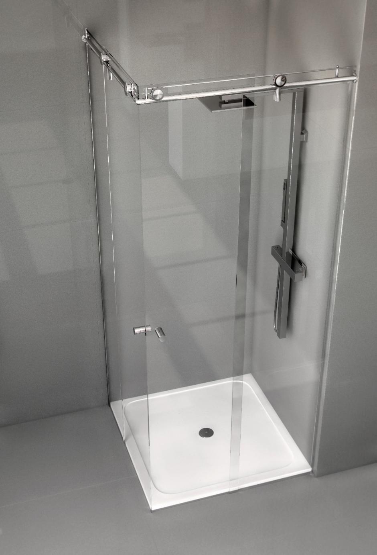 Marmoles isomar ambientes - Plato de ducha silestone ...