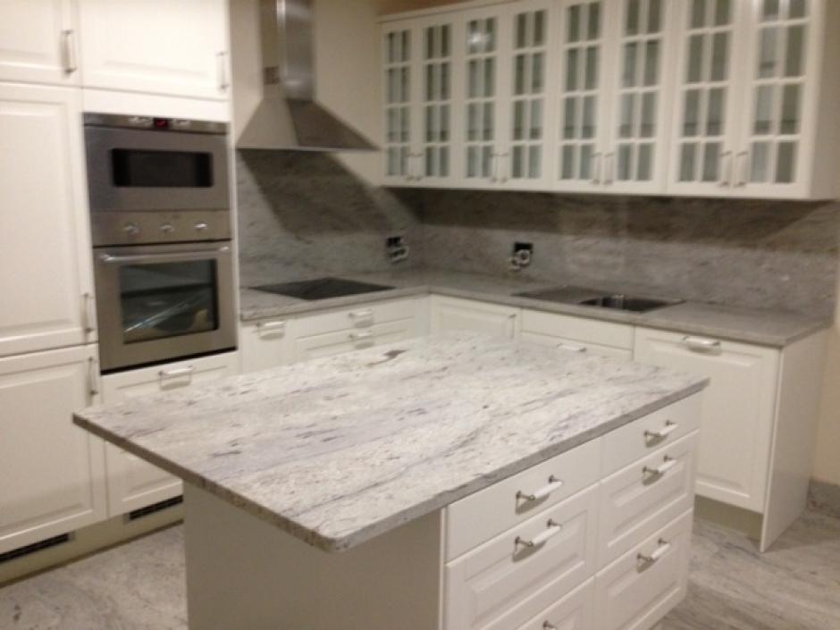 Encimeras chapados solados y m s de ba o y cocina - Encimeras de marmol para cocinas ...